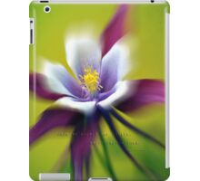 Beyond Limits iPad Case/Skin