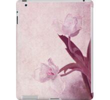 red vine iPad Case/Skin