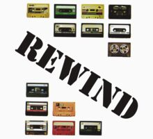 tape cassette, rewind 2 by mark ashkenazi