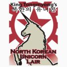 North Korean Unicorn Lair by Rich Anderson