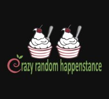 Doctor Horrible Crazy Random Happenstance T-Shirt