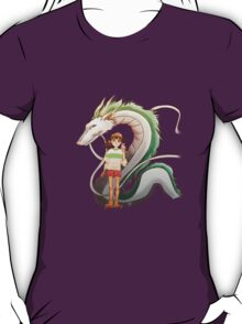 Spirited Away T-shirt T-Shirt