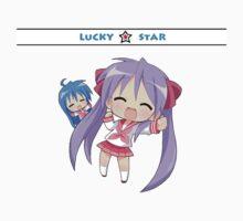 Lucky star Chibi 2 by theglisett1
