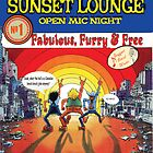 Into the Sun - The Sunset Lounge by TheSunsetLounge