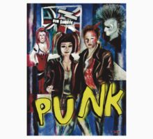 Punk Rock alternative Style  by Tom Conway