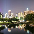 charlotte north carolina by digidreamgrafix