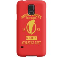 Angel Grove H.S. Samsung Galaxy Case/Skin