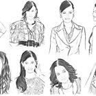 Favorite actresses edit 2 by KelceyHeadey