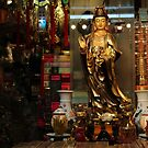Golden Buddha by Vincent0clt