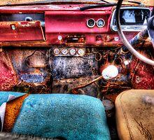 Abandon Truck #2 by Darryl Leach