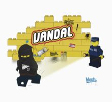Lego Vandal by blouh