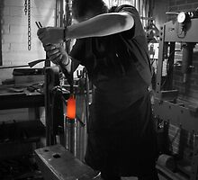 Hardening & Quenching A Sword  by patjila