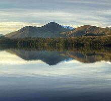 The Lake District..Derwentwater by VoluntaryRanger