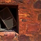 A Crooked Window at Tennant Creek by myraj