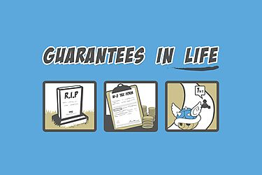 Guarantees in Life by thehookshot