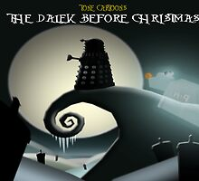 The Dalek Before Christmas by ToneCartoons
