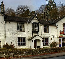 The Badger Bar,Rydal by Jamie  Green