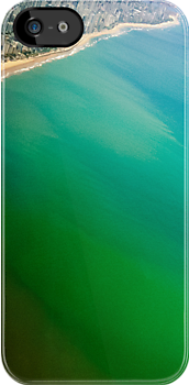 Salvador Beach III / Brazil [ iPad / iPod / iPhone Case ] by Mauricio Santana