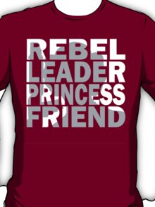 Leia (Friend Variant) T-Shirt