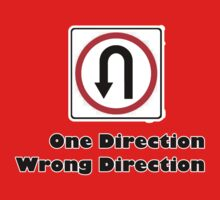 1D Wrong Direction by Irgum