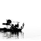 Fisher Boat  by Kuzeytac