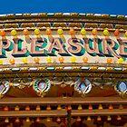 Pleasure - Seaside Carousel by enphoto