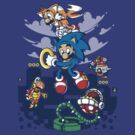 Super Sonic Bros. by AtomicRocket