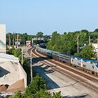 Amtrak by StonePhotos