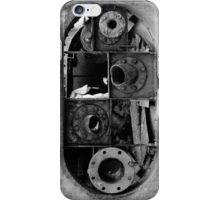 Flanges iPhone Case/Skin
