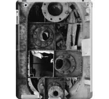 Flanges iPad Case/Skin