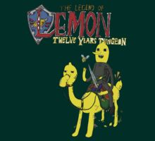 The Legend of Lemongrab by Calscape