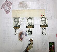 3 HOMBRES Y UN CORAZON ENGAÑADO (3 men and a cheated heart) by Alvaro Sánchez