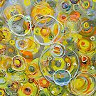 Yellow Counterpoint by Regina Valluzzi