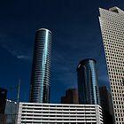 Houston, TX by Rafiul Alam