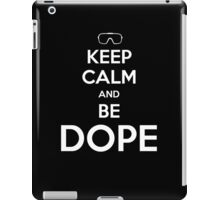 will.i.am - DOPE (white text) iPad Case/Skin