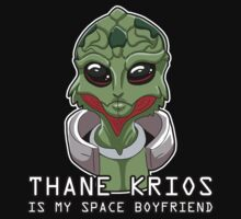 Thane Is My Space Boyfriend by Maggie Davidson