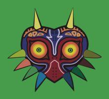 Majoras Mask by Braden  Stevenson