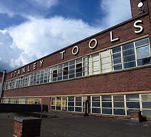 Stanley Tools, Sheffield by mstarmatt