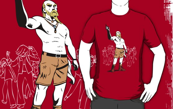 Techno Viking (I) by neizan