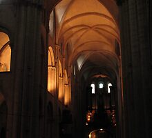 Caen Men's Abbey by KMorral
