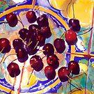 Cherries Jubilee by Donna Jill Witty