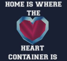 Home is where the heart container is by semperone