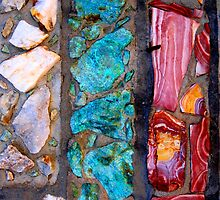 Rockwork by marilyn diaz