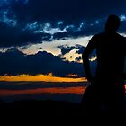 Sunset Man by Gorazd Milosevski