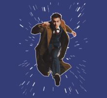 Run, Tennant, RUN! by shaydeychic