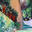 Positano Pots by Donna Jill Witty