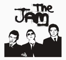 The Jam T-Shirt by retrorebirth