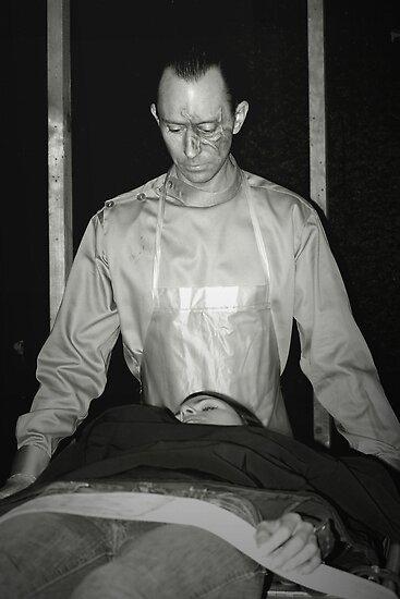 Patient 41  by Trish Mistric