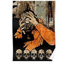 Leroy And The Five Dancing Skulls Of Doom Poster