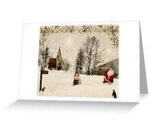 Going Home for Christmas... Greeting Card